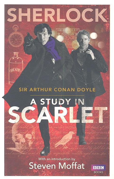 цена Doyle A. Sherlock A Study in Scarlet ISBN: 9781849903660