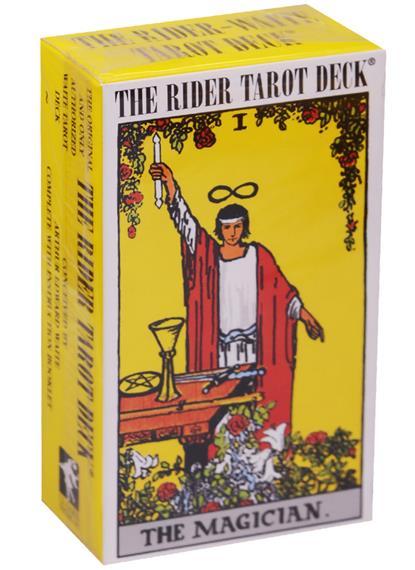 The Rider tarot deck the classic tarot карты