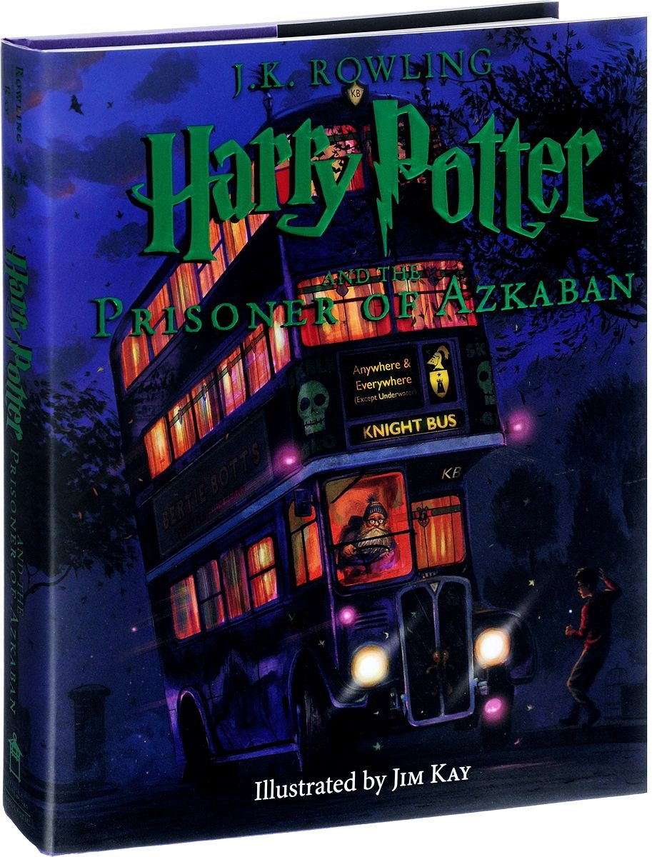 Rowling J. Harry Potter and the Prisoner of Azkaban