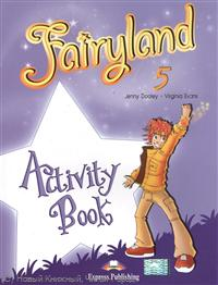 Dooley J., Evans V. Fairyland 5. Activity Book ISBN: 9781849748582 my counting sticker activity book