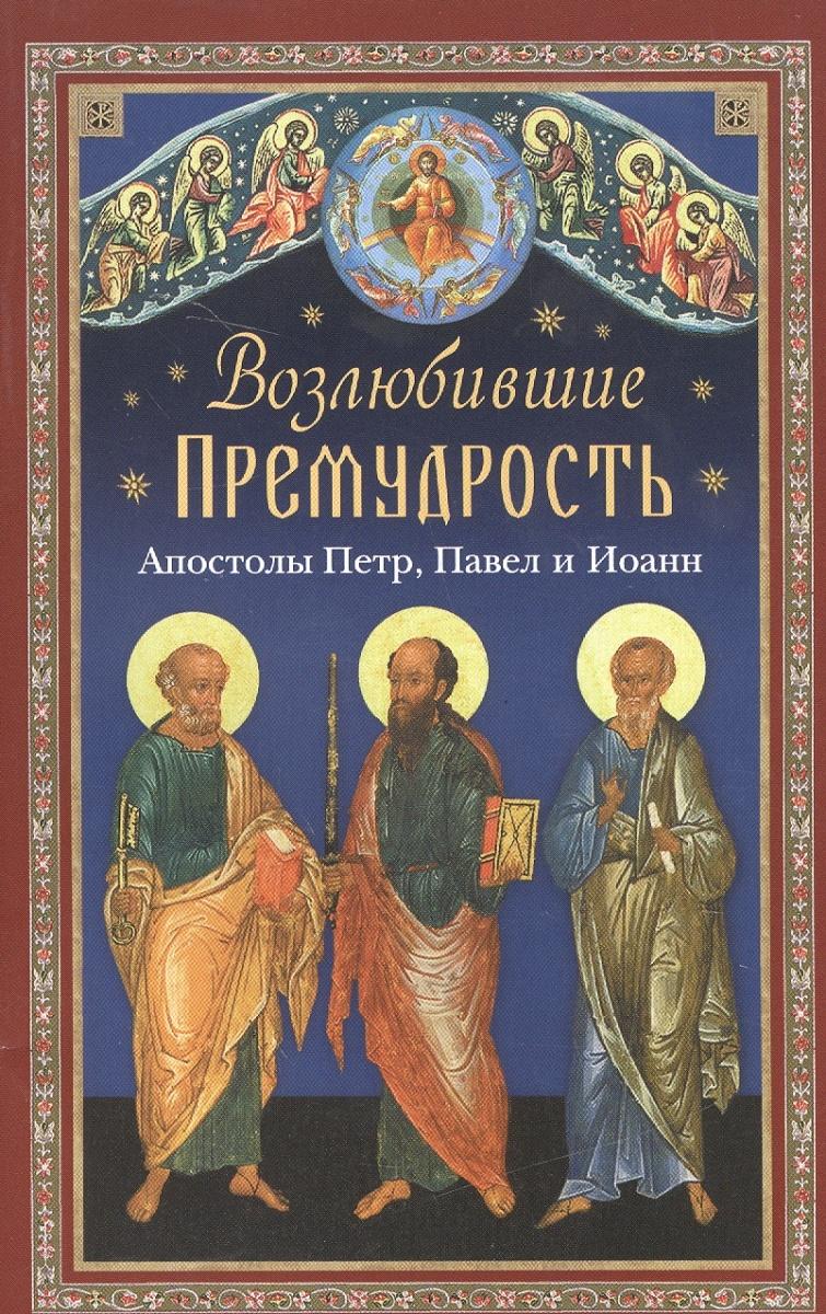 Копяткевич Т. Возлюбившие Премудрость. Апостолы Петр, Павел и Иоанн цена 2017