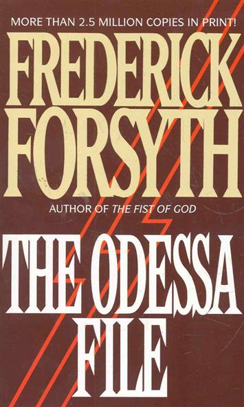 Forsyth F.: The Odessa File