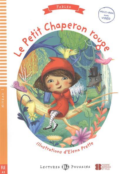 Suett L. (adapt.) Le Petit Chaperon rouge. Niveau 1 stendhal le rouge et le noir niveau 3 cd