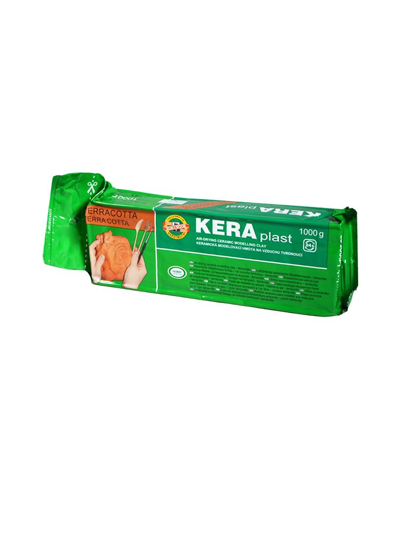 Паста для моделирования KERA 1000г терракот., затв.при комн.темпер., KOH-I-NOOR