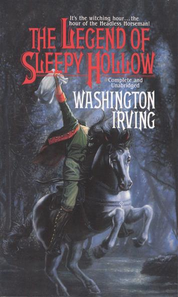 Irving W. The Legend of Sleepy Hollow ISBN: 9780812504750 fast shipping 3hp dc motor suit for treadmill model universal motor shua brother oma family