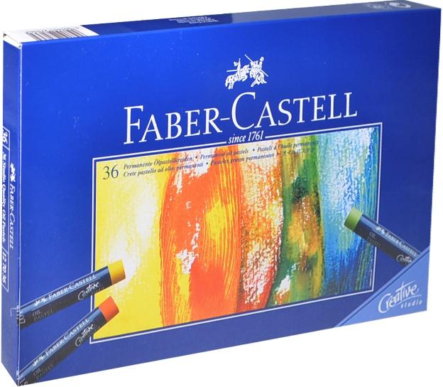 "Пастель масляная ""Studio Quality"", 36 цв., Faber-Castell"