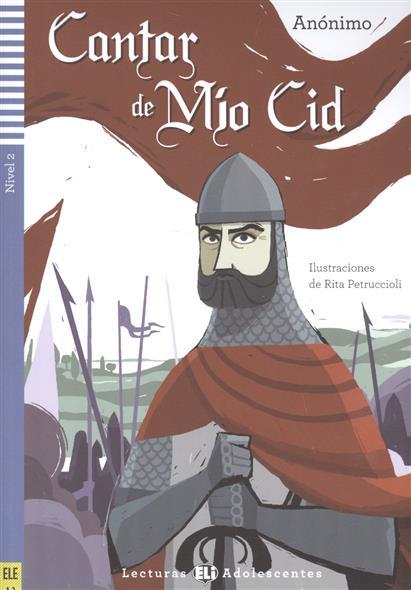 Cantar de Mio Cid. Nivel 2 (+CD)