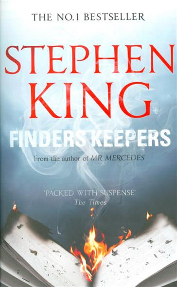 King S. Finders Keepers ISBN: 9781473698949 king s misery