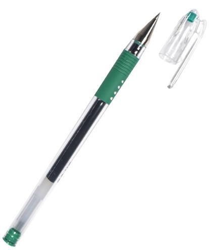 Ручка гелевая зеленая, Pilot