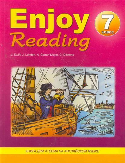 Чернышова Е. Enjoy Reading 7 reading literacy for adolescents