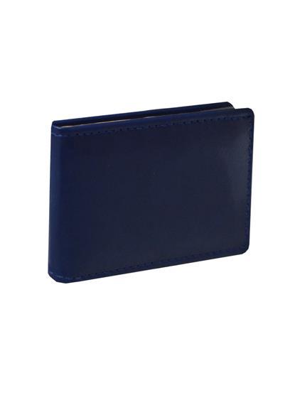 "Визитница ""Бизнес"", 20 карточек, синяя"