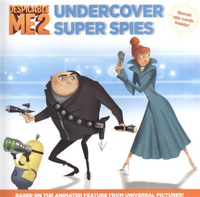 Despicable Me 2: Undercover Super Spies
