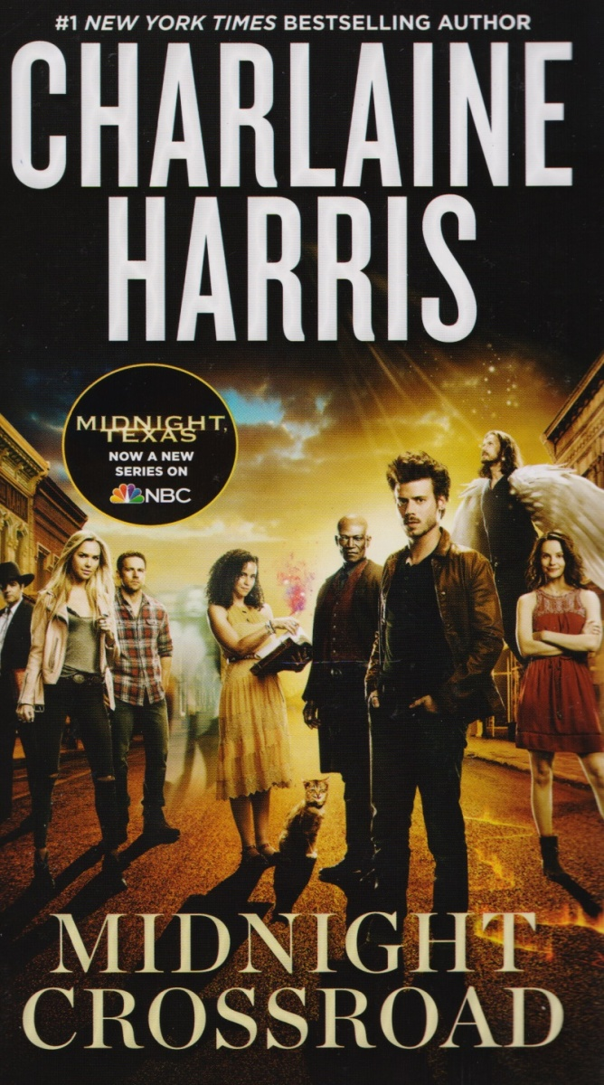 Harris C. Midnight Crossroad (TV Tie-In)  harris c club dead isbn 9780575089402