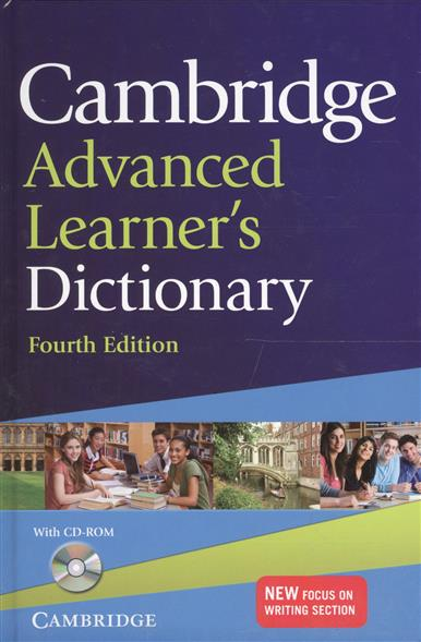 McIntosh C. Cambridge Advanced Learner's Dictionary (+CD) cambridge business english dictionary new