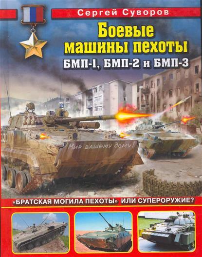 Боевые машины пехоты БМП-1 БМП-2 и БМП-3