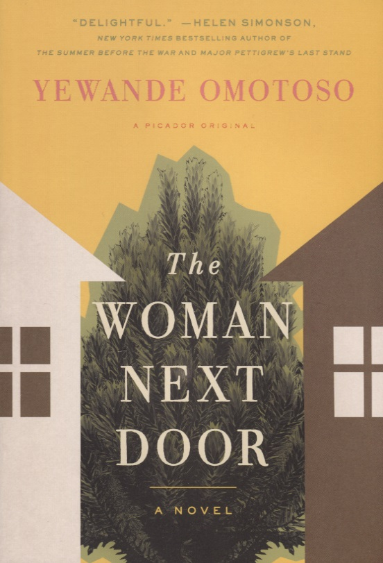 Omotoso Y. The Woman Next Door the monster next door