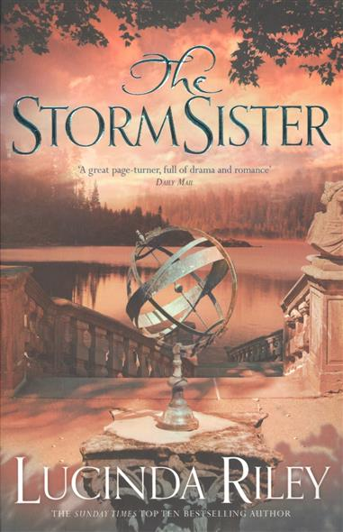 Riley L. The Storm Sister