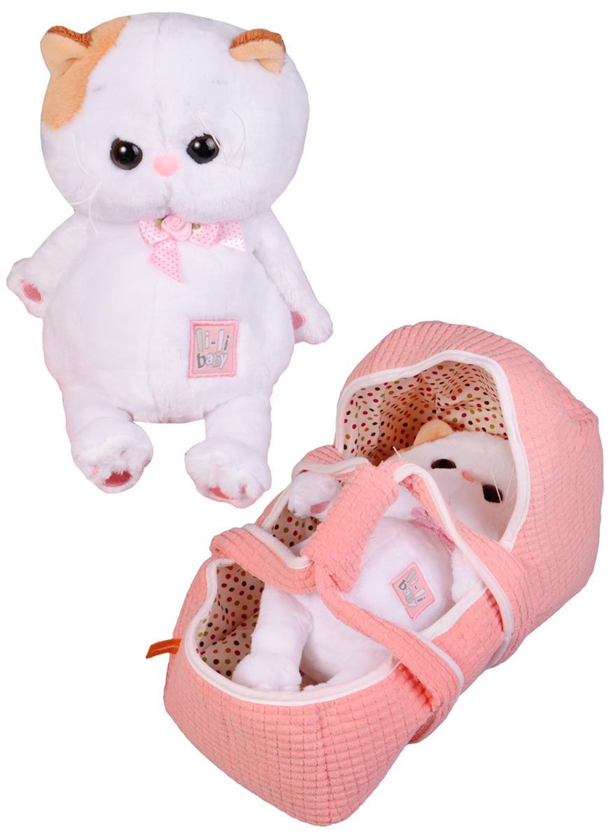 Мягкая игрушка Ли-Ли BABY в люльке (20 см)