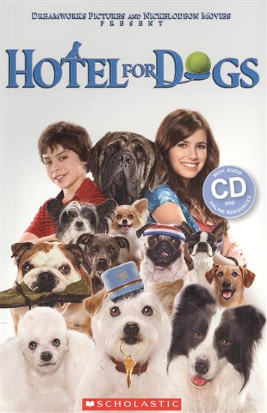 Davis F. (editor) Hotel for Dogs. Level 1 (+CD) davis f edit the jungle book man trap level 1 cd