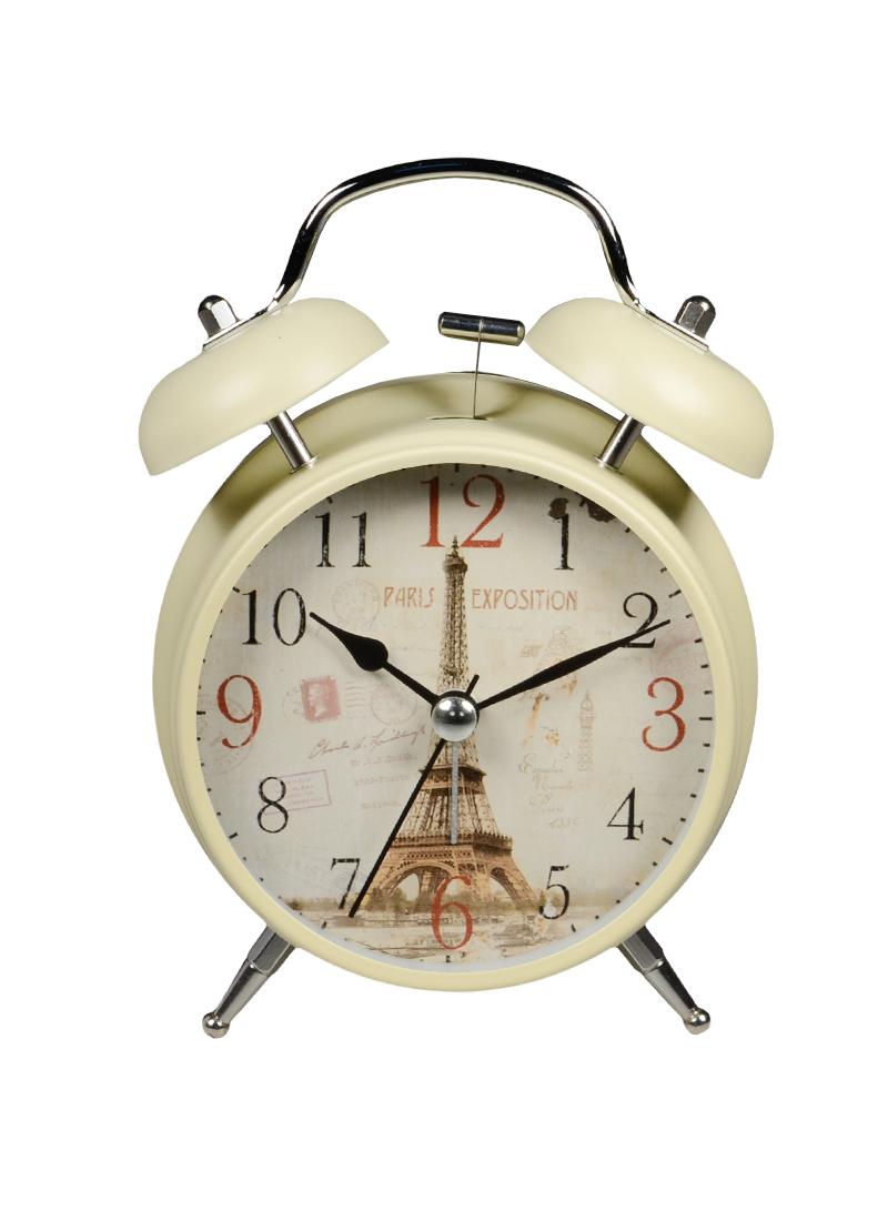 Часы-будильник Винтаж (10х6х16см)