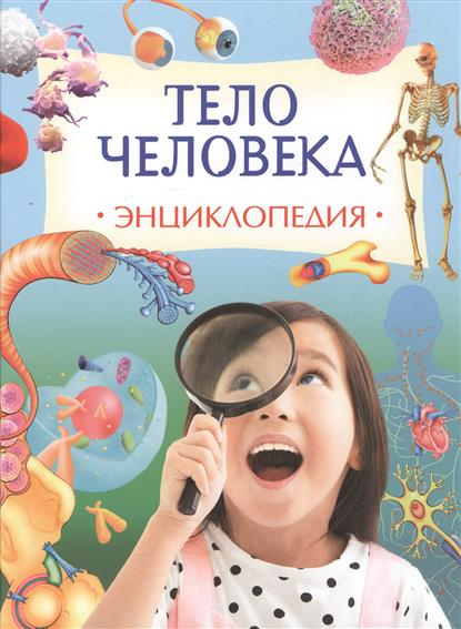 Клэйборн Анна Тело человека. Энциклопедия тело человека энциклопедия для маленьких почемучек