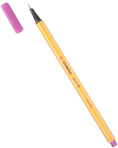 Ручка капиллярная сиреневая