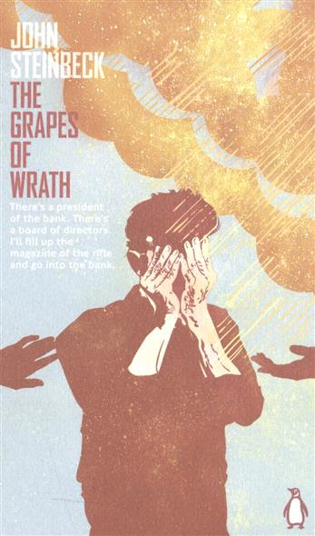 Steinbeck J. The Grapes of Wrath футболка wrath