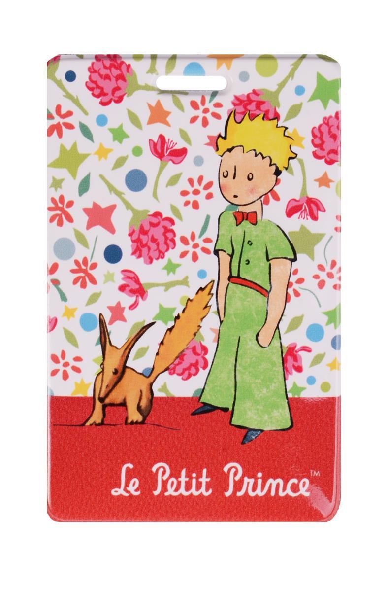 Чехол для карточек Маленький принц Розы