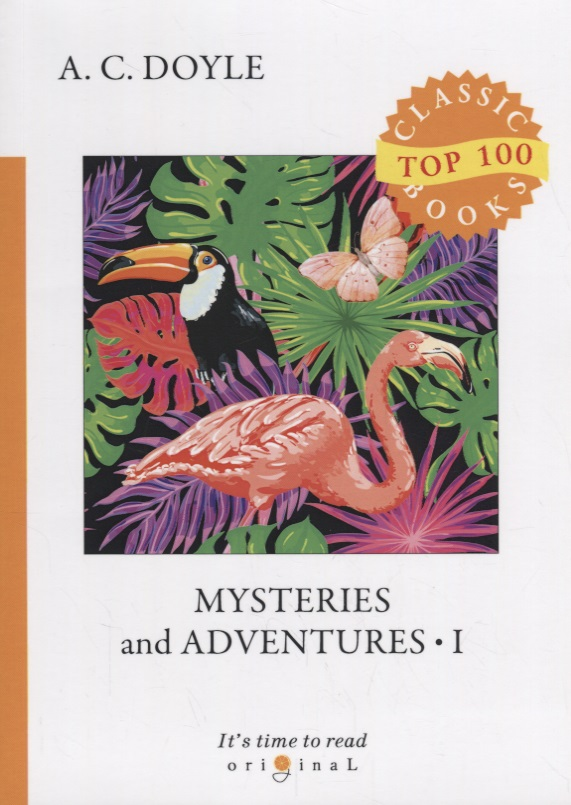 Doyle A. Mysteries and Adventures 1