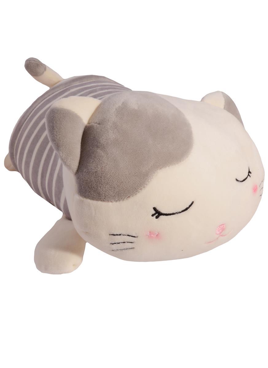 Мягкая игрушка Котик (30см)