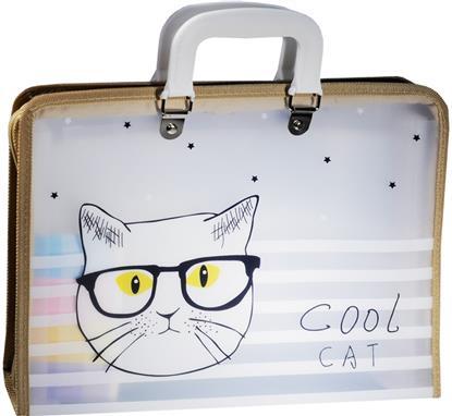 """Портфель """"Cool cat"""""""