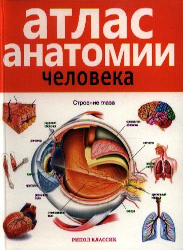 Атлас анатомии человека. 2-е издание, дополненное  и переработанное