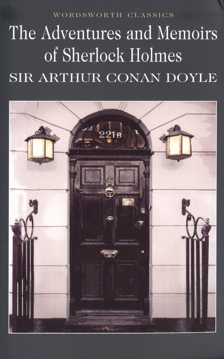 Doyle A. The adventures and Memoirs of Sherlock Holmes doyle a c study in scarlet