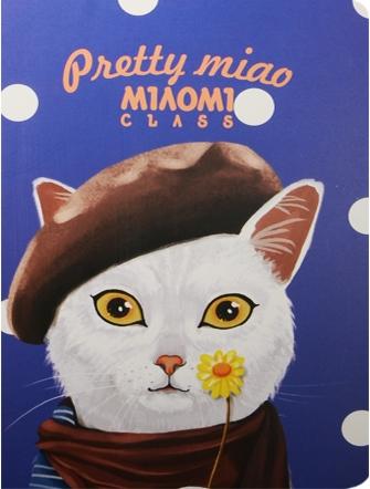 "Тетрадь  ""Pretty Cat"", 40л"
