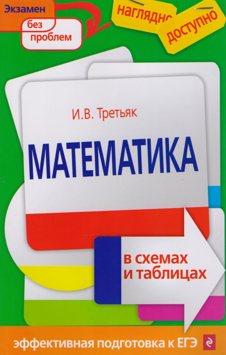 Третьяк И. Математика в схемах и таблицах синтаксис в таблицах и схемах