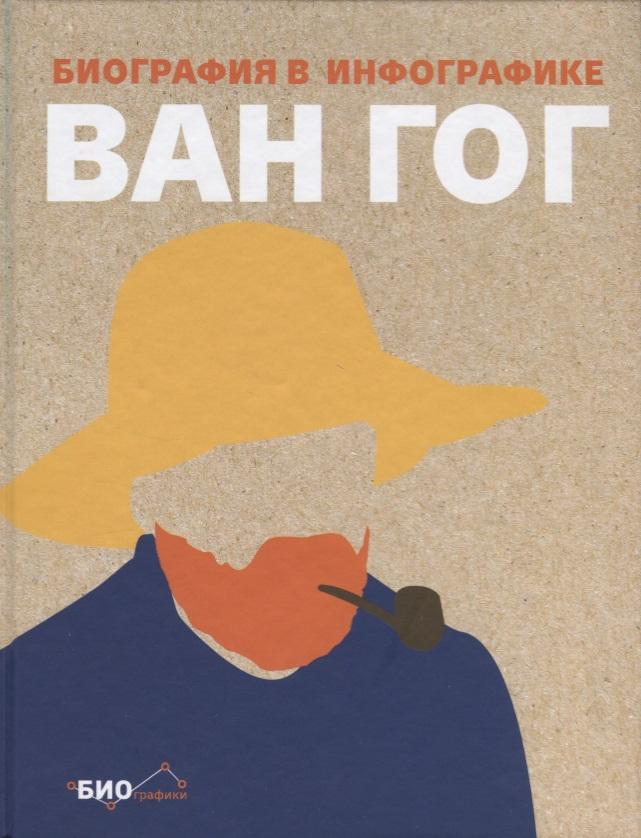 Орлова Ю., (ред.) Биография в инфографике. Ван Гог орлова ю ред импрессионисты жизнь и творчество в 500 картинах