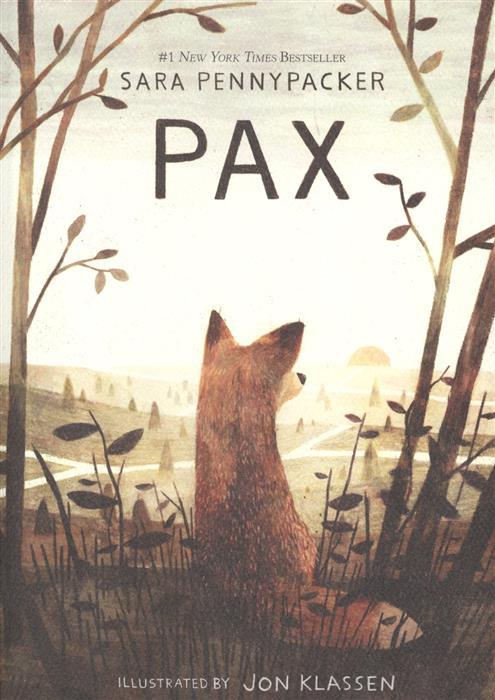 Pennypacker S. Pax åsa larsson katkuhaldjas pax 7 raamat