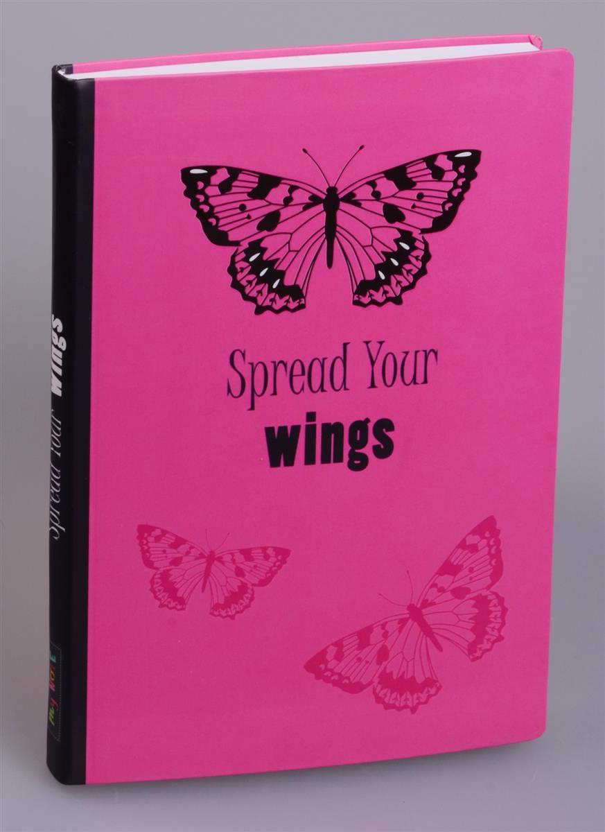 Блокнот Spread Your Wings
