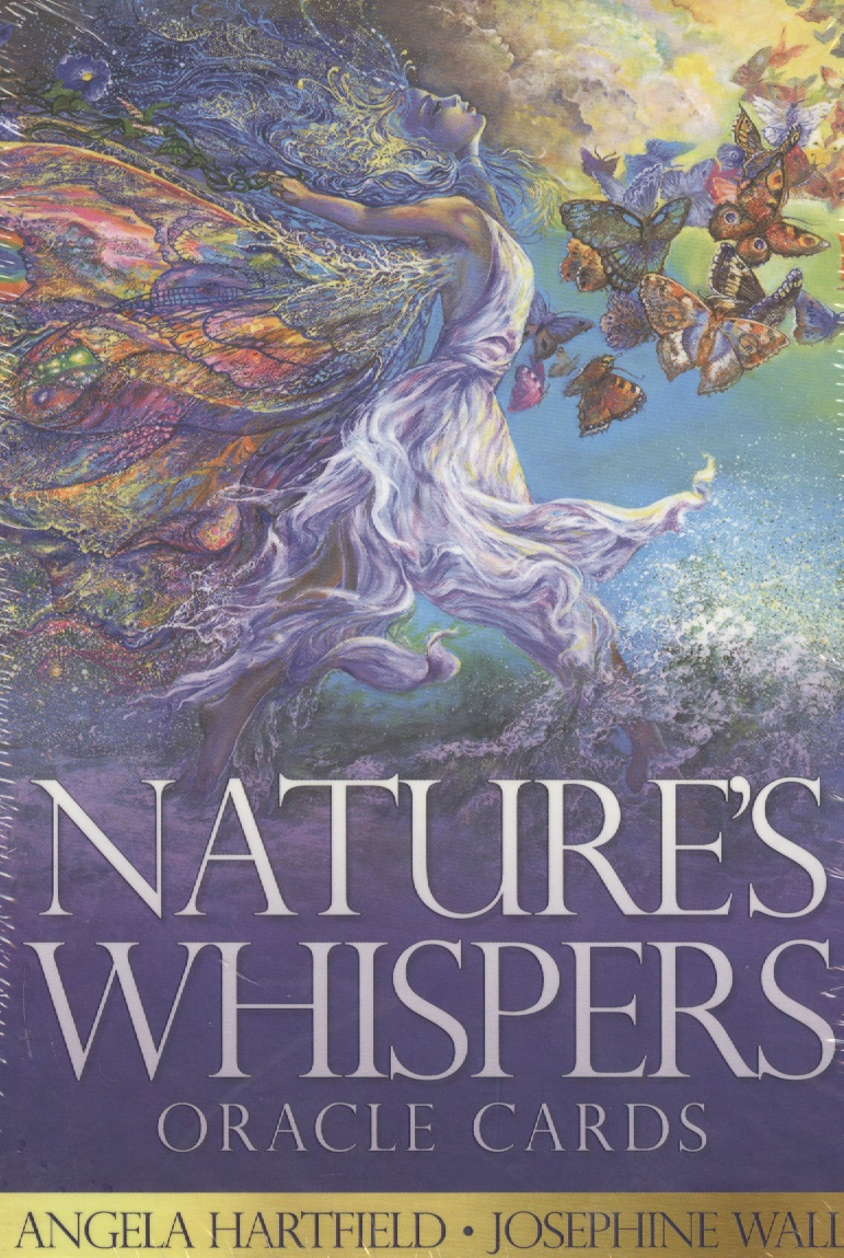 цена на Hartfield A. Nature`s whispers. Oracle cards