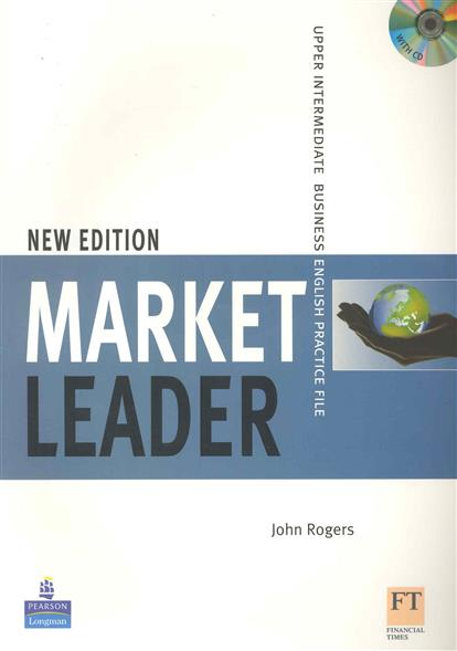Rogers J. Market Leader New Edition Upper Intermediate Practice File market leader extra elementary coursebook dvd rom