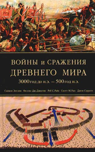 Войны и сражения Древнего мира 3000 год до н.э. - 500 год н.э