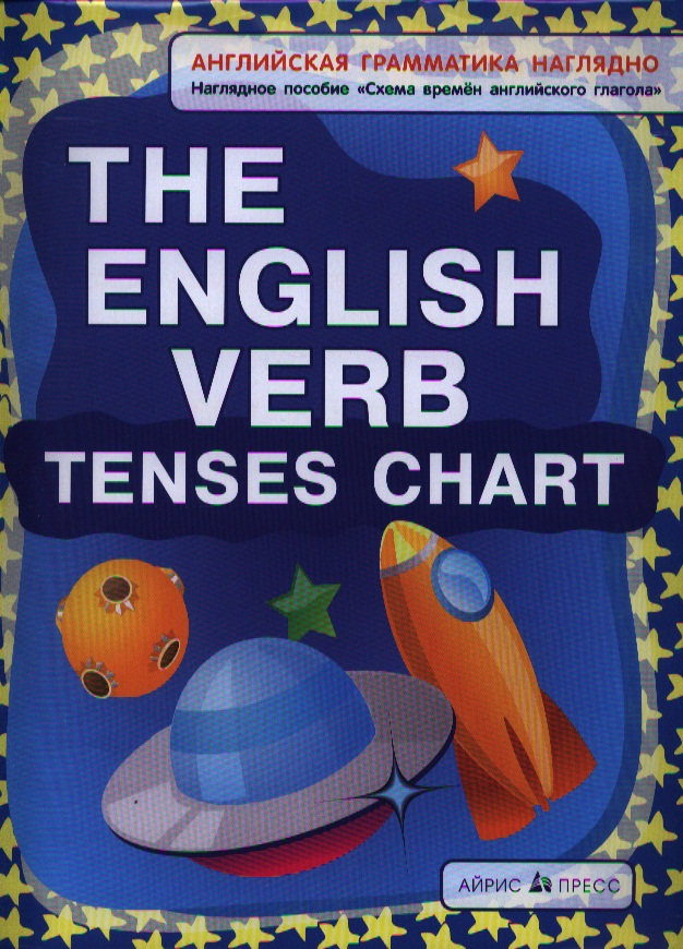 Максименко Н. The English Verb Tenses Chart. Схема времен английского глагола. Наглядное пособие ca of english future tenses and albanian correspondents