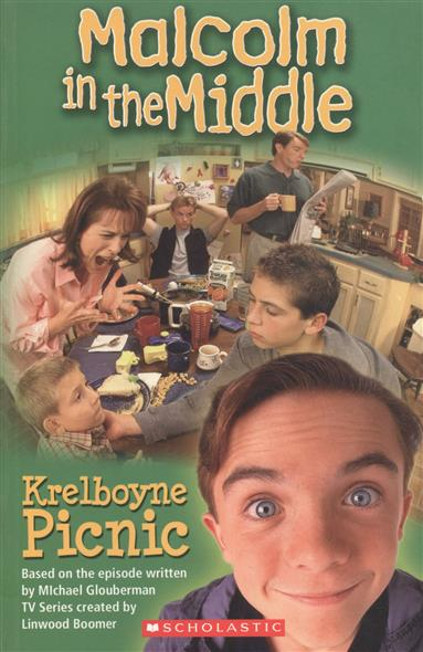 Beddall F. Malcolm in the Middle: Krelboyne Picnic. Starter level beddall f malcolm in the middle krelboyne picnic starter level сd