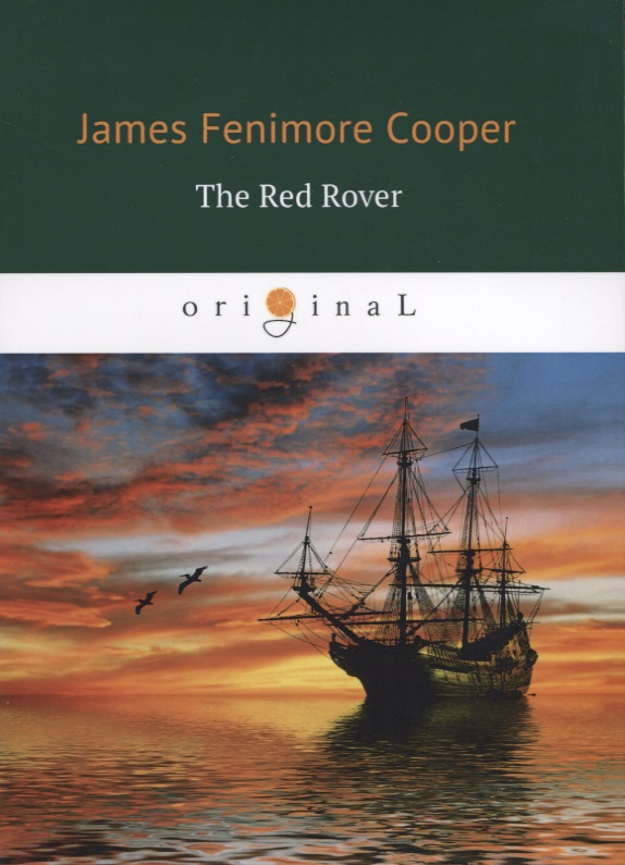 Cooper J. The Red Rover the rover