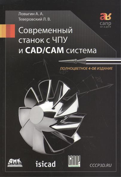 Современный станок с ЧПУ и CAD/CAM-система