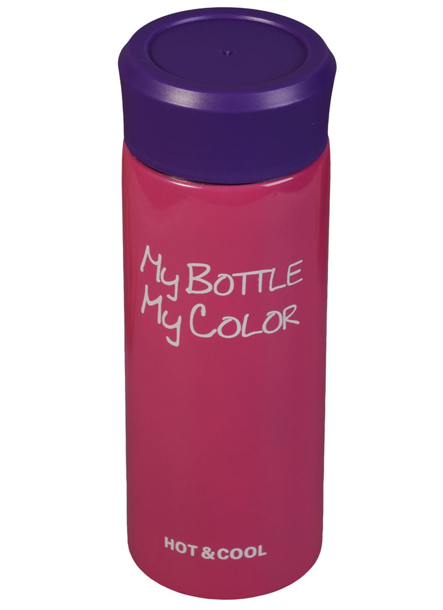Термос My bottle My color розовый (330мл)