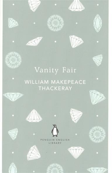 Thackeray W. Vanity Fair vintage postcards from vanity fair