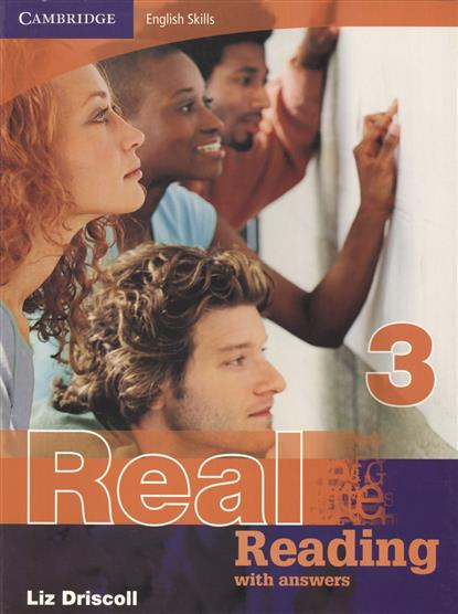 Driscoll L. Cambridge English Skills. Real Reading 3 With answers objective pet workbook with answers