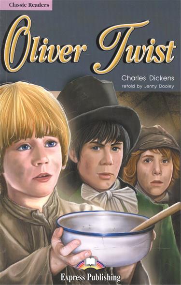 Oliver Twist. Level 2. Книга для чтения