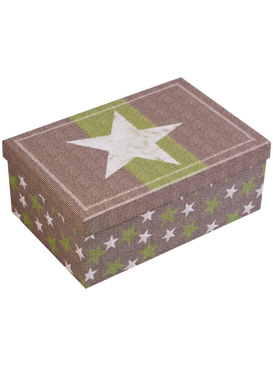 "Коробка подарочная ""Звезда на холсте"""